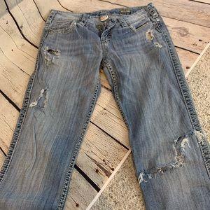 Silver jeans W29 L33